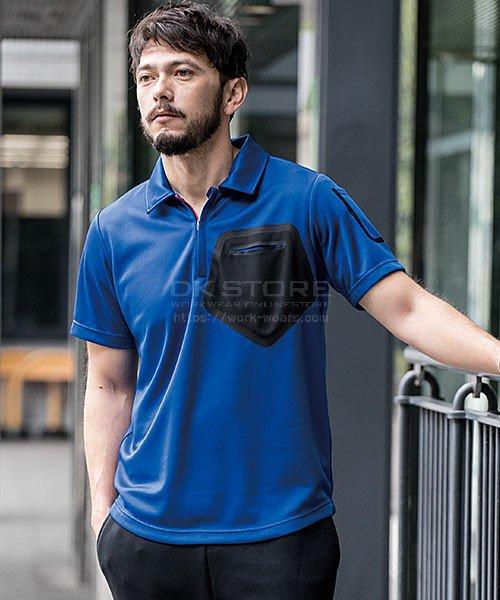 【DAIRIKI】59593「半袖ポロシャツ」のカラー6