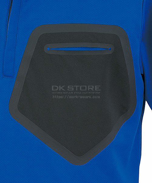 【DAIRIKI】59593「半袖ポロシャツ」のカラー9