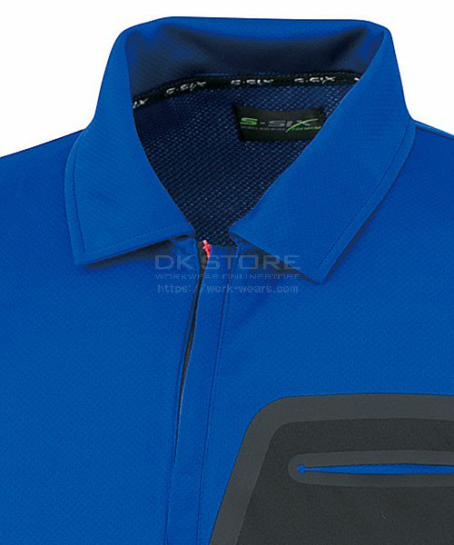 【DAIRIKI】59604「長袖ポロシャツ」のカラー7