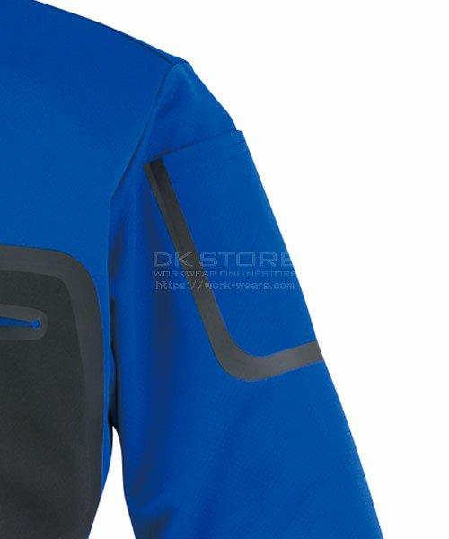 【DAIRIKI】59604「長袖ポロシャツ」のカラー9
