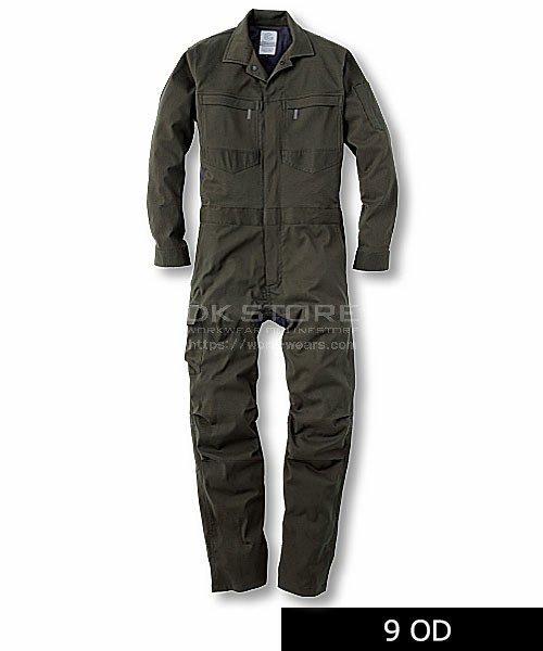【グレースエンジニアーズ】GE-447「長袖つなぎ」のカラー3