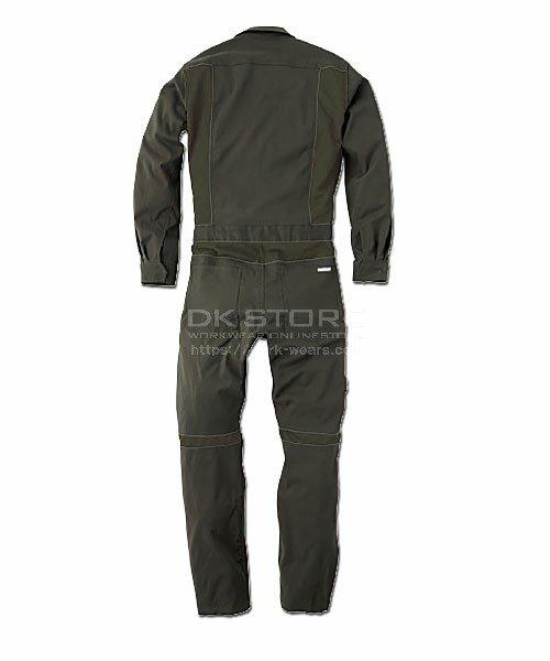【グレースエンジニアーズ】GE-447「長袖つなぎ」のカラー4