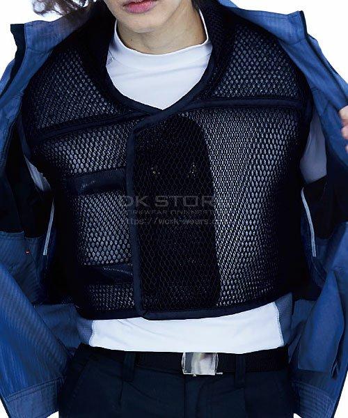 【サンエス】空調風神服KF100 チタン加工半袖ブルゾン単品「空調服」のカラー7