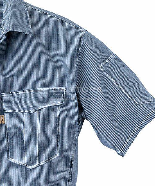 【グレースエンジニアーズ】GE-585「半袖つなぎ」のカラー6