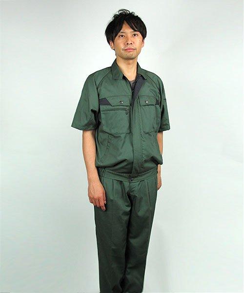 【DAIRIKI】D1-18001「半袖ブルゾン」のカラー17