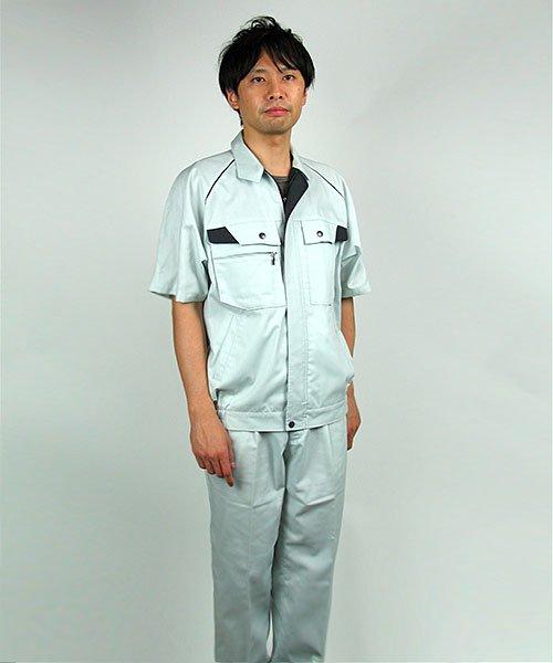 【DAIRIKI】D1-18001「半袖ブルゾン」のカラー18