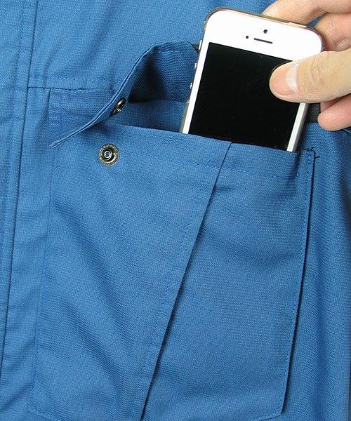 【DAIRIKI】D1-18003「半袖シャツ」のカラー11