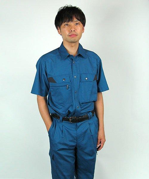 【DAIRIKI】D1-18003「半袖シャツ」のカラー14