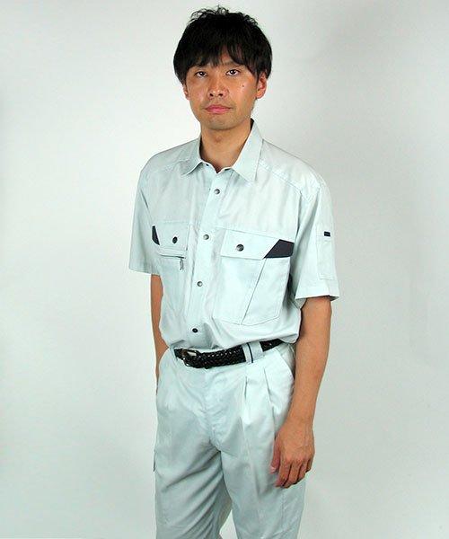 【DAIRIKI】D1-18003「半袖シャツ」のカラー15