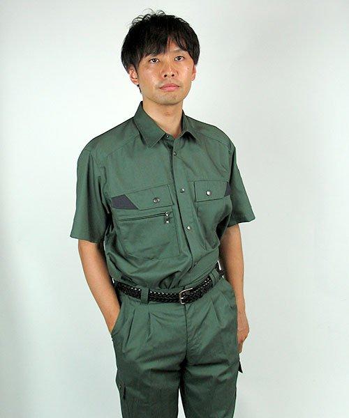 【DAIRIKI】D1-18003「半袖シャツ」のカラー16