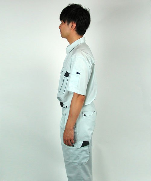 【DAIRIKI】D1-18003「半袖シャツ」のカラー18