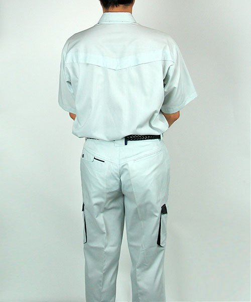 【DAIRIKI】D1-18003「半袖シャツ」のカラー19