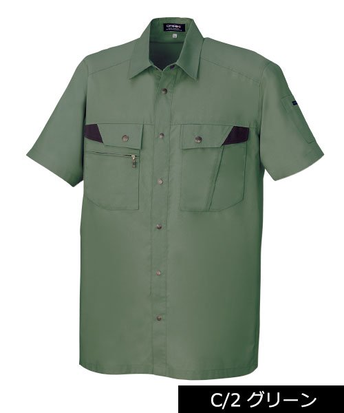 【DAIRIKI】D1-18003「半袖シャツ」のカラー3