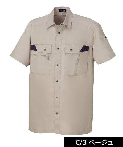 【DAIRIKI】D1-18003「半袖シャツ」のカラー4