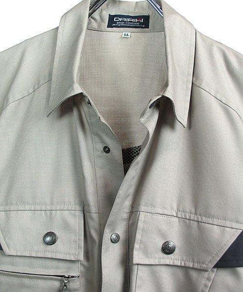 【DAIRIKI】D1-18003「半袖シャツ」のカラー6