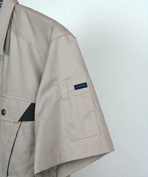 【DAIRIKI】D1-18003「半袖シャツ」のカラー7