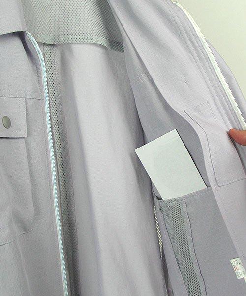 【DAIRIKI】59901「半袖ブルゾン」のカラー14