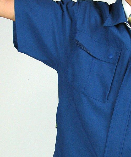 【DAIRIKI】59901「半袖ブルゾン」のカラー17