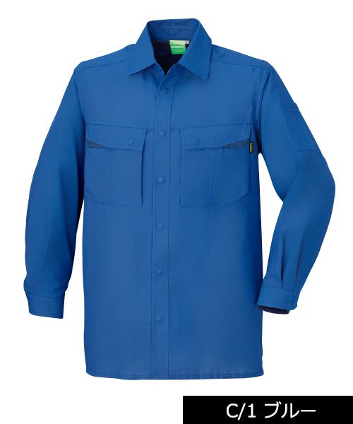 【DAIRIKI】59904「長袖シャツ」のカラー2