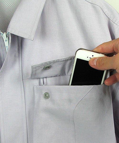 【DAIRIKI】59904「長袖シャツ」のカラー9