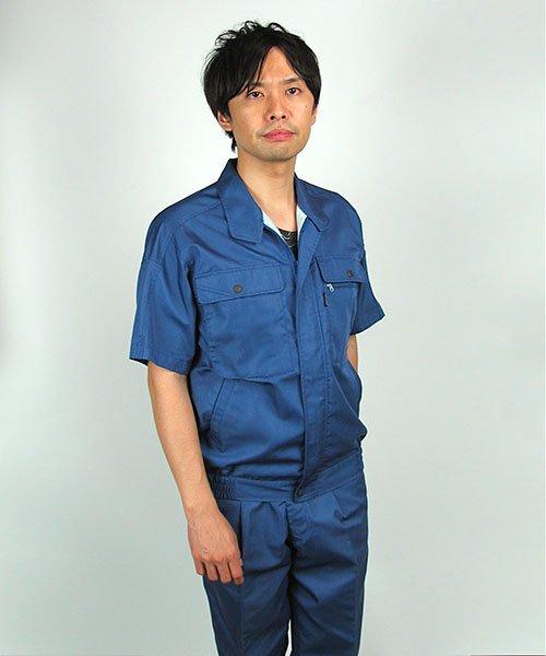 【DAIRIKI】V-MAX17001「半袖ブルゾン」のカラー17