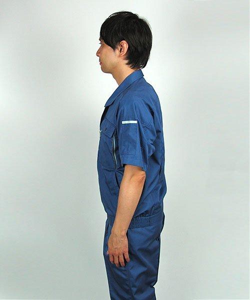 【DAIRIKI】V-MAX17001「半袖ブルゾン」のカラー18