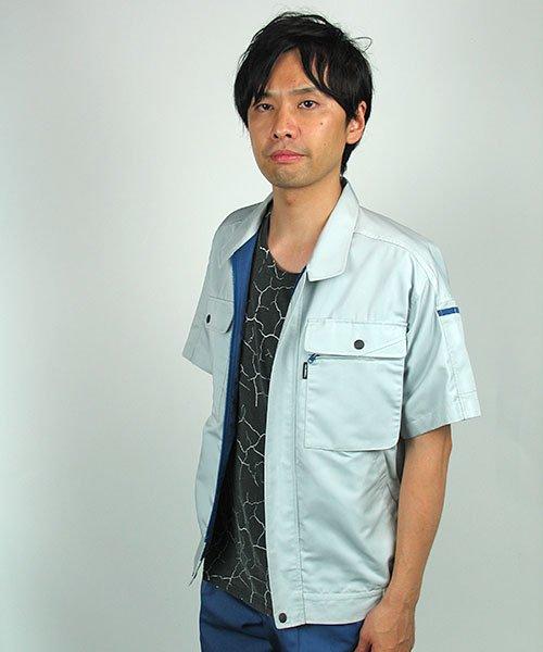 【DAIRIKI】V-MAX17001「半袖ブルゾン」のカラー20