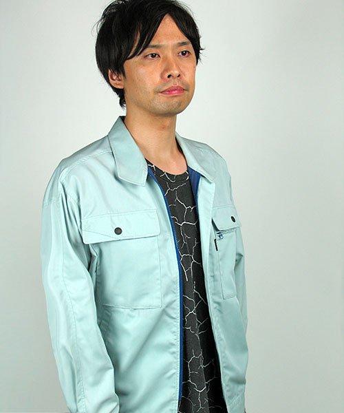 【DAIRIKI】V-MAX17002「長袖ブルゾン」のカラー18