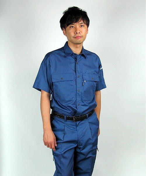 【DAIRIKI】V-MAX17003「半袖シャツ」のカラー13