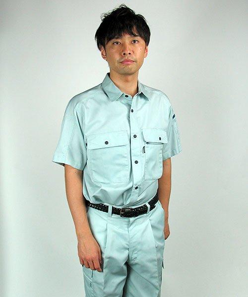 【DAIRIKI】V-MAX17003「半袖シャツ」のカラー14
