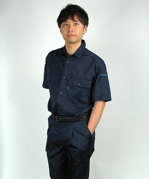 【DAIRIKI】V-MAX17003「半袖シャツ」のカラー16