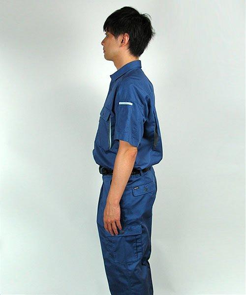 【DAIRIKI】V-MAX17003「半袖シャツ」のカラー18