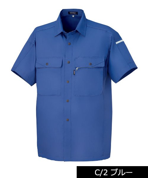 【DAIRIKI】V-MAX17003「半袖シャツ」のカラー3