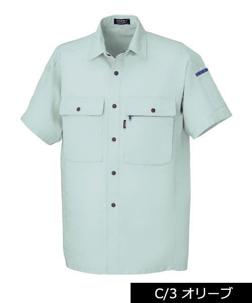 【DAIRIKI】V-MAX17003「半袖シャツ」のカラー4