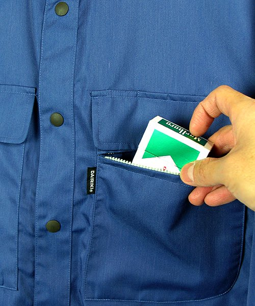 【DAIRIKI】V-MAX17003「半袖シャツ」のカラー8