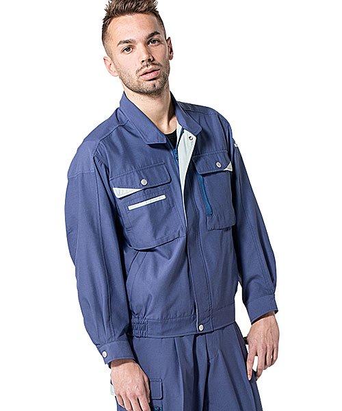 【DAIRIKI】MAX700(07002)「長袖ブルゾン」のカラー15