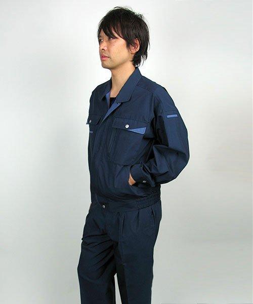 【DAIRIKI】MAX700(07002)「長袖ブルゾン」のカラー17