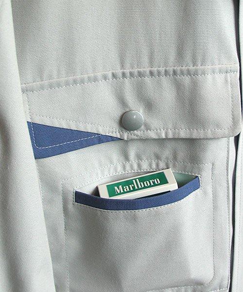 【DAIRIKI】MAX700(07002)「長袖ブルゾン」のカラー10