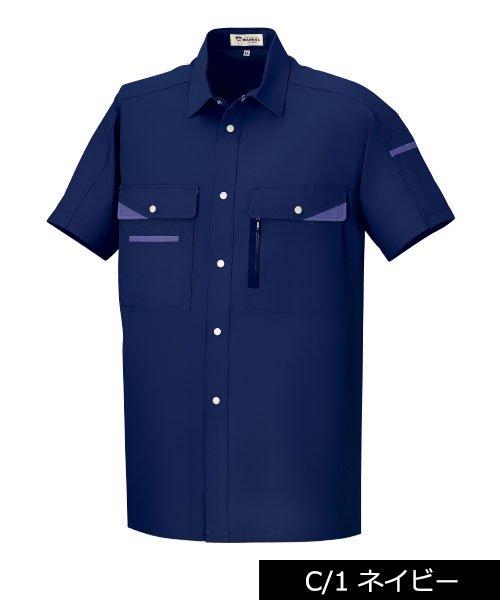 【DAIRIKI】MAX700(07003)「半袖シャツ」のカラー2