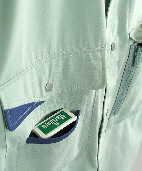 【DAIRIKI】MAX700(07003)「半袖シャツ」のカラー11