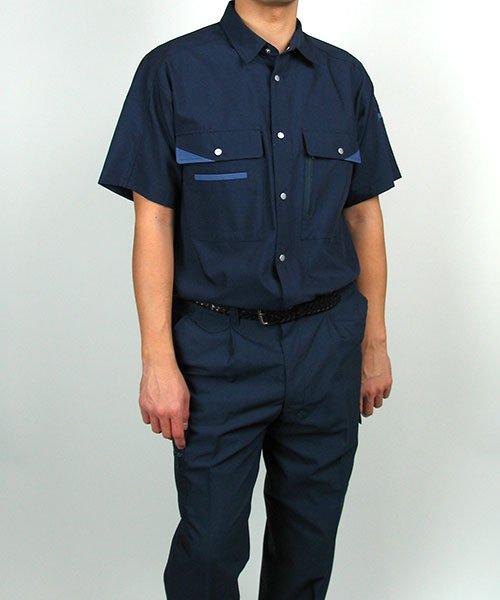 【DAIRIKI】MAX700(07003)「半袖シャツ」のカラー12