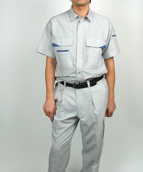 【DAIRIKI】MAX700(07003)「半袖シャツ」のカラー13