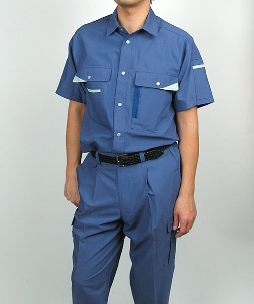 【DAIRIKI】MAX700(07003)「半袖シャツ」のカラー14