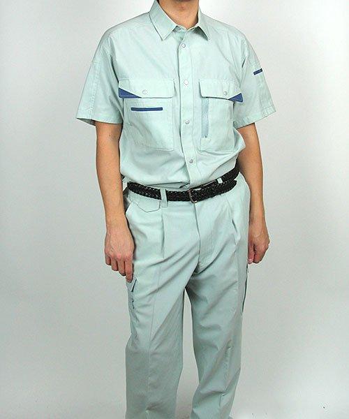 【DAIRIKI】MAX700(07003)「半袖シャツ」のカラー15