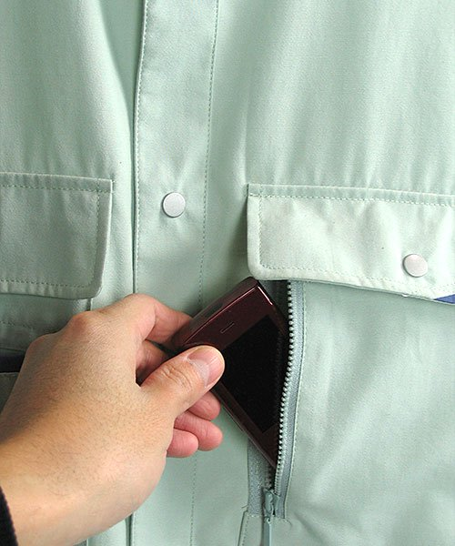 【DAIRIKI】MAX700(07003)「半袖シャツ」のカラー9