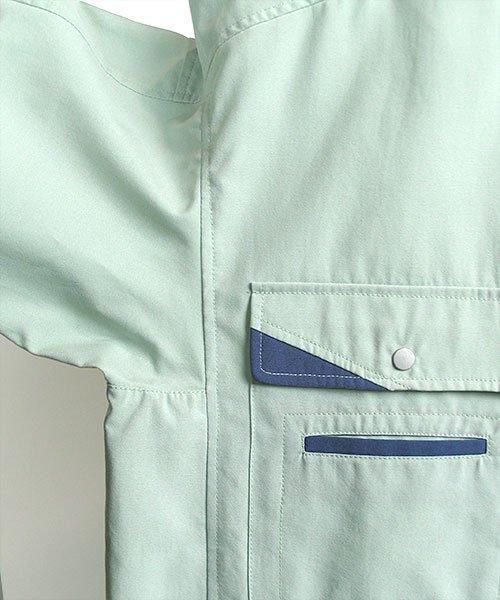 【DAIRIKI】MAX700(07003)「半袖シャツ」のカラー10