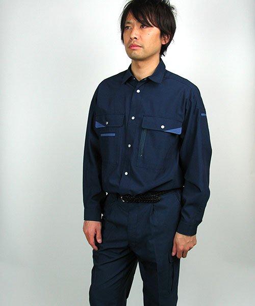 【DAIRIKI】MAX700(07004)「長袖シャツ」のカラー13