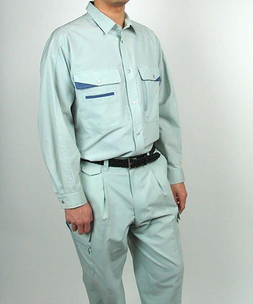 【DAIRIKI】MAX700(07004)「長袖シャツ」のカラー14