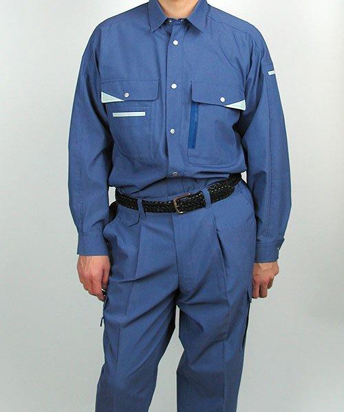 【DAIRIKI】MAX700(07004)「長袖シャツ」のカラー15
