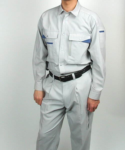 【DAIRIKI】MAX700(07004)「長袖シャツ」のカラー16